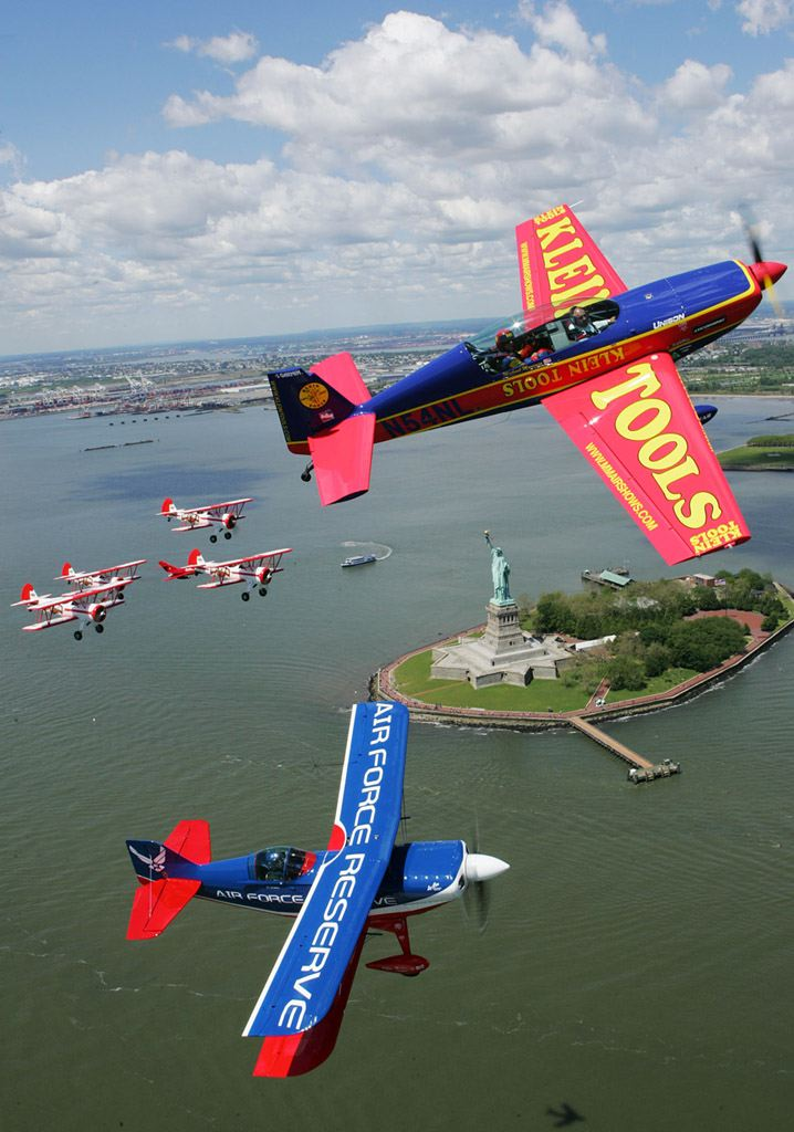 New york air show for Airplane show
