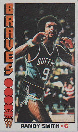 Randy Smith NBA All Star Mvp