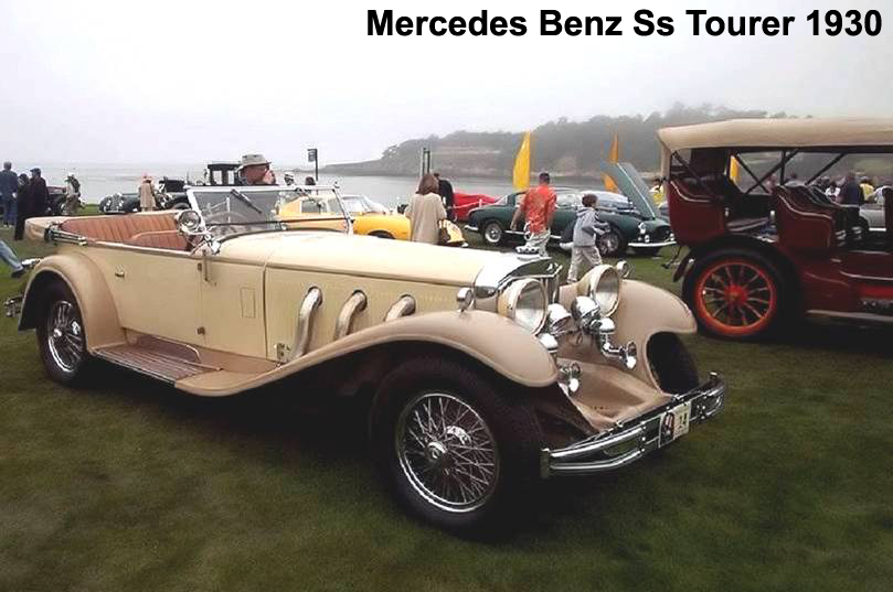 Classic cars for Mercedes benz lease return