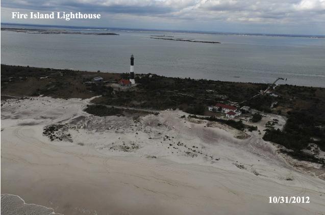 Hurricane Long Island