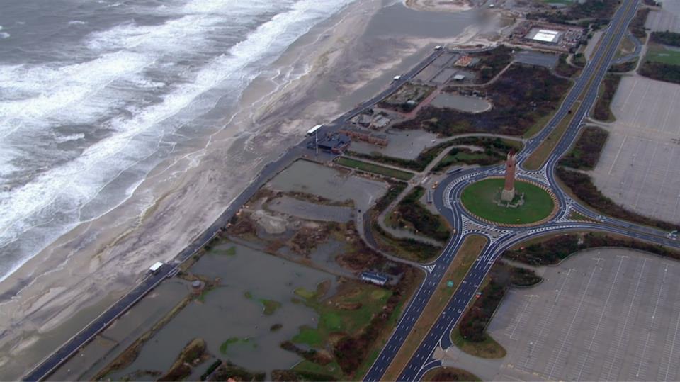 Hurricane Sandy Photos Long Island