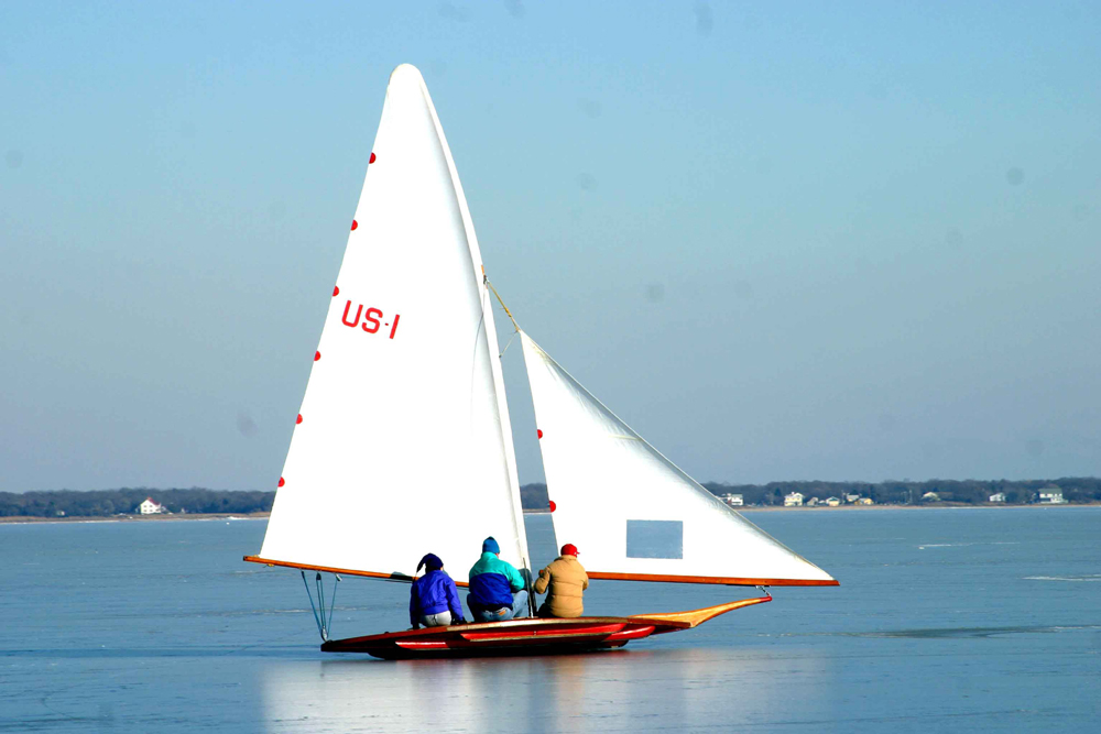 Ice boating for Ice scratcher boat motor for sale